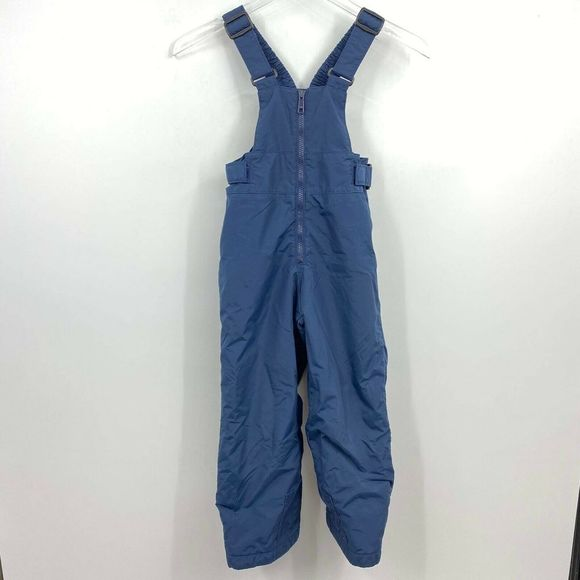 Columbia Other - Columbia Snowsuit 6/7 Kids Blue Snow Bib Overalls